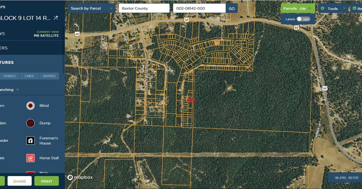 Google aerial view 14 bl 9