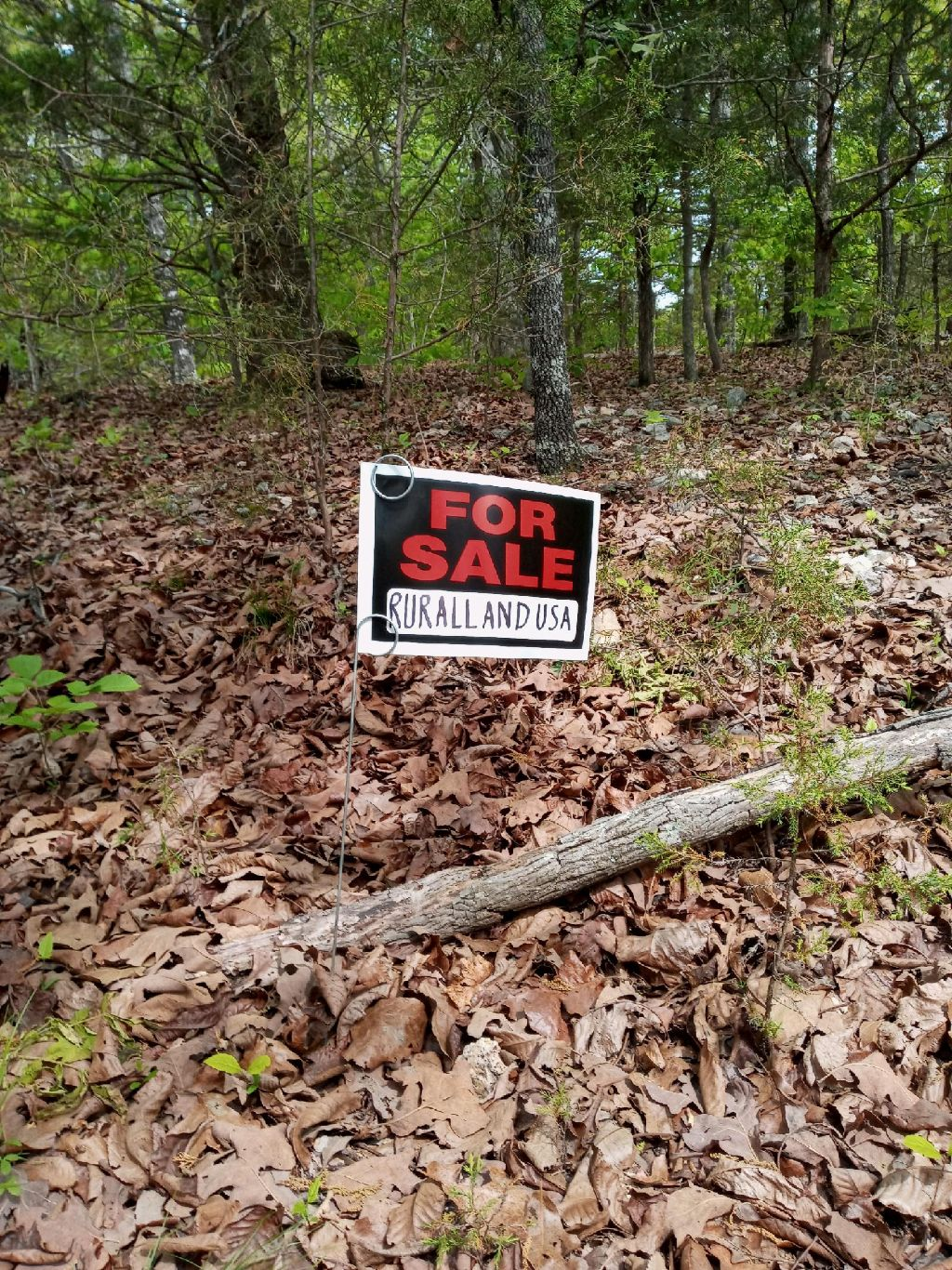 Off grid lot in Henderson Ar 1/4 acre lots 17 and 18